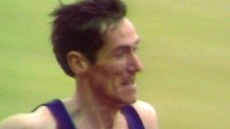 Lachie Stewart won the 10,000 metres gold in 1970