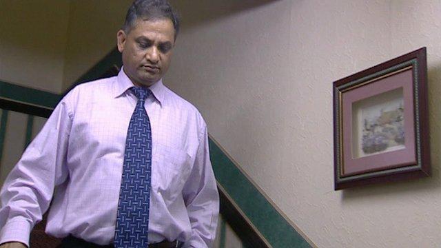 Dr Prana Das