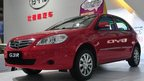 BYD car