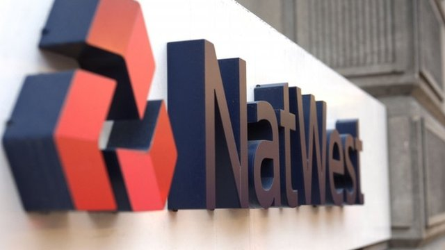 NatWest sign