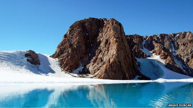 Belcher Glacier, Devon Island, Nunavat, Canada