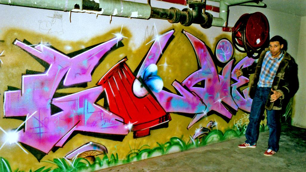 Resultado de imagen para goldie graffitis