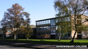 Shrewsbury College
