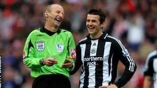 Mike Riley and Joey Barton