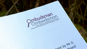 The ombudsman's report