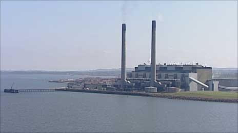 Cockenzie power station