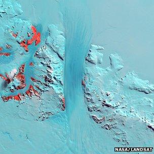 Byrd Glacier