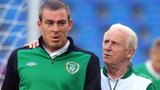 Republic of Ireland's Richard Dunne