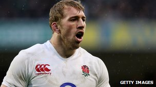Chris Robshaw