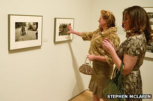 Winogrand's work on show