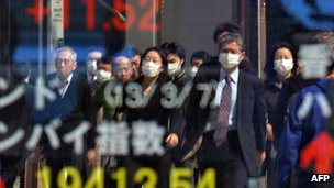 Nikkei shares
