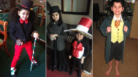 Easy Crazy Hat Day Ideas The hat, and bilbo baggins