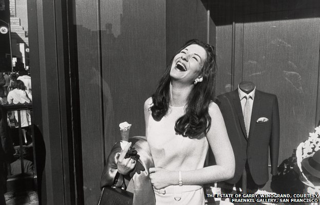 12. Garry Winogrand, New York; 1968; SFMOMA, figt of Dr. L.F. Peede, Jr