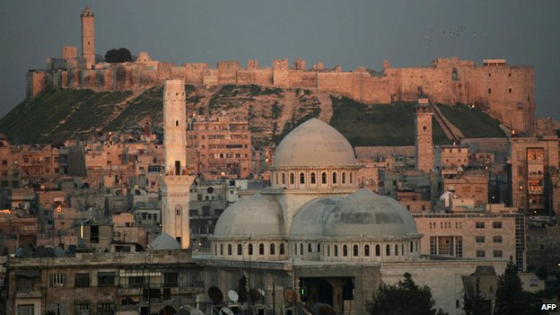 Aleppo in 2006