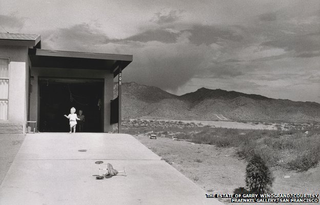 Garry Winogrand, Albuquerque, 1957; gelatin silver print; The Museum of Modern Art, New York, purchase