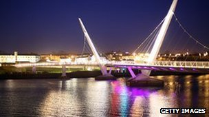 River Foyle, Derry City of Culture
