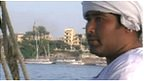 Boat owner Ahmed