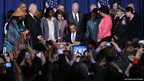 US President Barack Obama signs The Violence Against Women Act