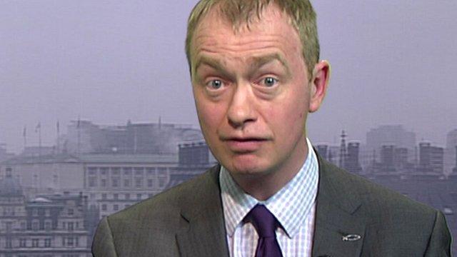 Tim Farron, MP