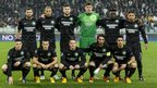 The Celtic side that started against Juventus in the return leg