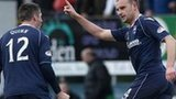 Grant Munro hammered in a great goal for Ross County