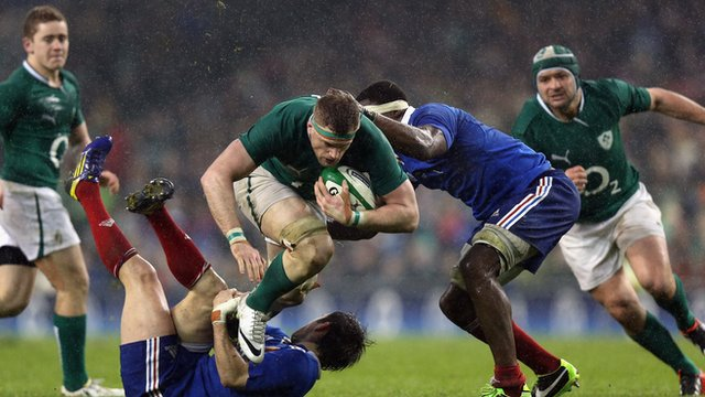 Ireland 13-13 France