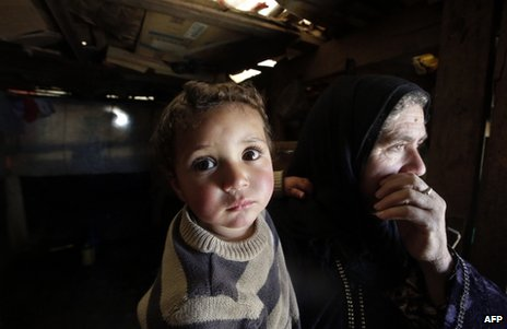 Syria refugee numbers may soar - UN