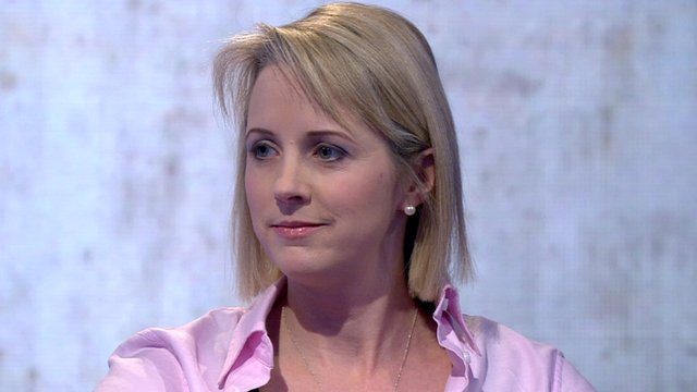 Sunday Times political editor Isabel Oakeshott