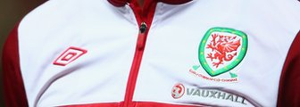 Wales football tracksuit