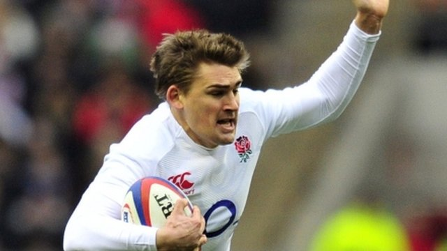 Flood kicks England to win