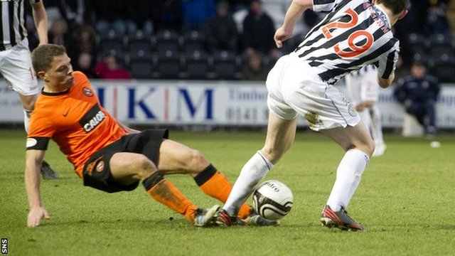 Highlights - St Mirren 0-0 Dundee Utd
