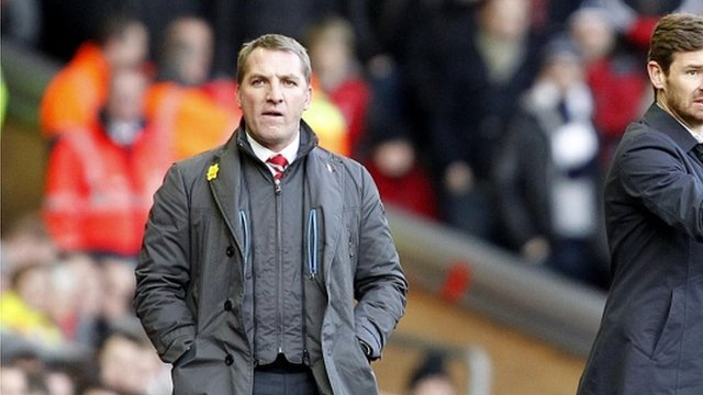 "Rodgers praised his side for a ""great win"""
