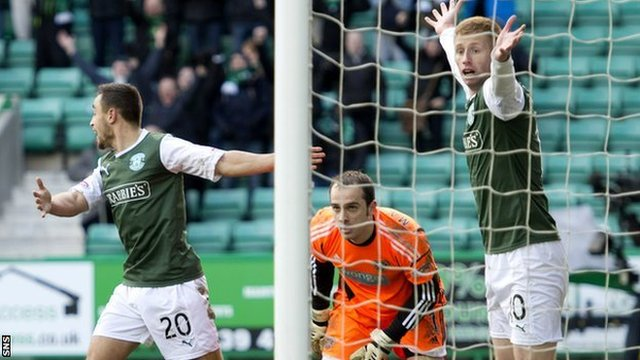 Highlights - Hibernian 0-0 Hearts