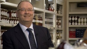 Ian Thurgood, joint managing director, Tiptree