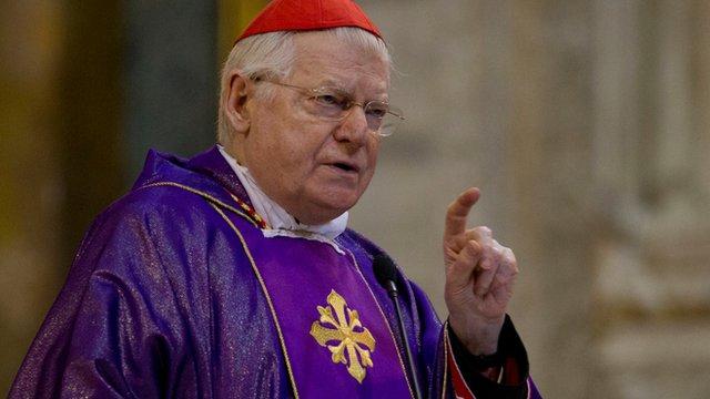 Cardinal Angelo Scola