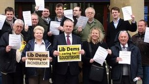 Gloucestershire Liberal Democrat Party launches its manifesto