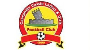Caerphilly Ladies FC logo