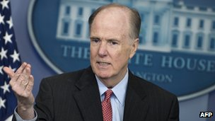 National Security Adviser Thomas Donilon