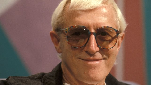 Jimmy Savile in 1989
