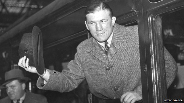 Tommy Farr enthralled Wales with his world title fight against Joe Louis in New York