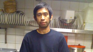 Ranu, Indonesian chef in London