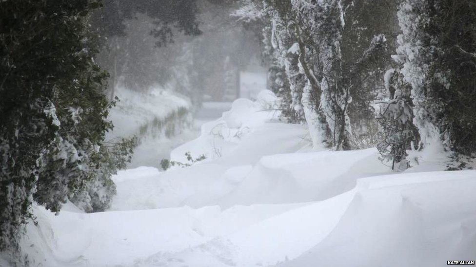 In Pictures Jersey Gets More Than 5 5 Inches 14cm Of