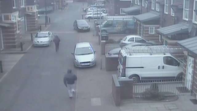 CCTV from murder of Kwame Ofosu-Asare