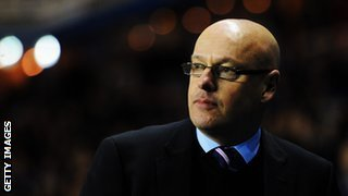 Former Reading boss Brian McDermott