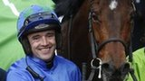 Ruby Walsh (left) and Hurrican Fly
