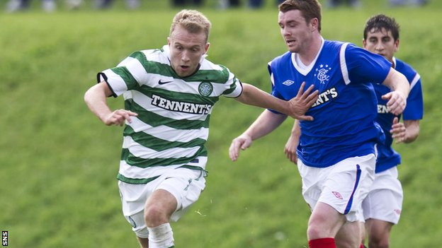 Could Celtic and Rangers reserve sides play in the Scottish Football League