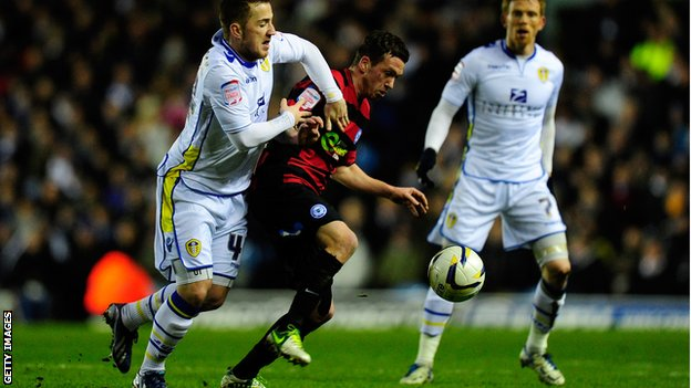 Leeds v Peterborough