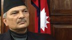 Babarum Bhattarai, Nepal PM