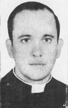 Jorge Mario Bergoglio in 1973