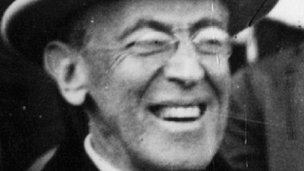 woodrow wilson controversial president The influence of president woodrow wilson on american foreign policy has been profound and lasting.